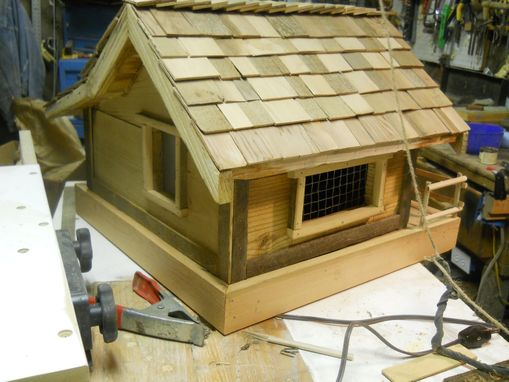 Custom Made The Custom Bird House Remodel
