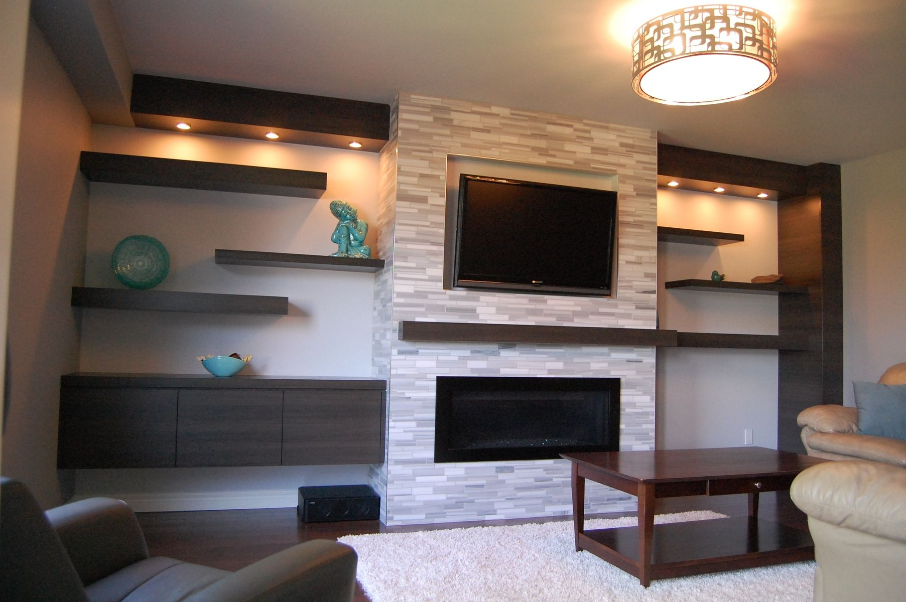 Modern Wall Unit handmade custom modern wall unitcabinet effects | custommade