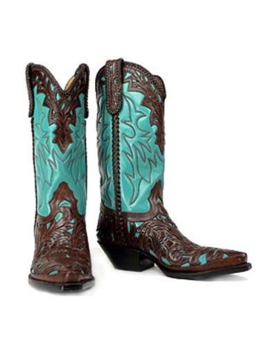 Custom Made Hand Tooled Cowboy Boot Made To Order Any Style From ...