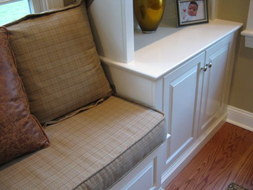 Custom Made Window Seat