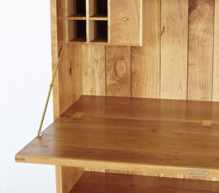 Custom Made Bird Desk