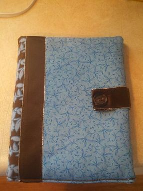 Custom Made E Reader Cover