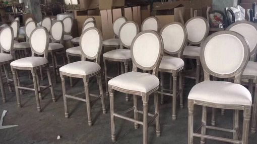 Custom Made Restoration Furniture, Vantage Furniture, Industrial Furniture For Restuarant, Wedding Event