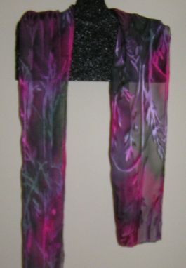 Custom Made Shimmer & Shine Scarves