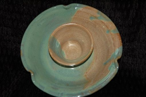 Custom Made Custom Stoneware Chip And Dip
