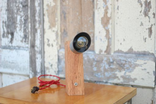 Custom Made Toggle Switch Lamp