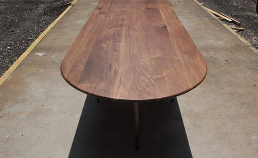 Custom Made Double Tripod Dining Table