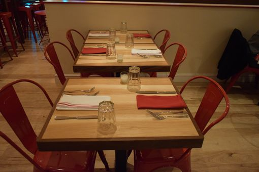 Custom Made Restaurant Furniture And Cabinets
