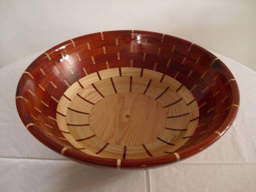 Custom Made Large Center Piece Bowl