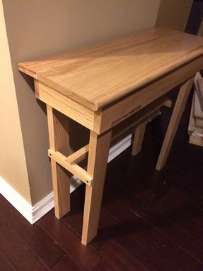 Custom Made Simple Living Collection: Console Table