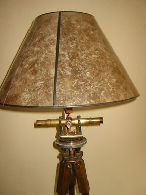 Custom Made Tripod Lamps