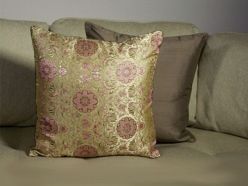 Custom Made Chateau: Riviera Pillow