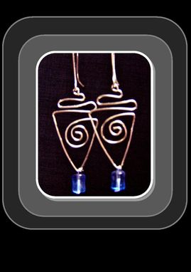 Custom Made Artistic Earrings
