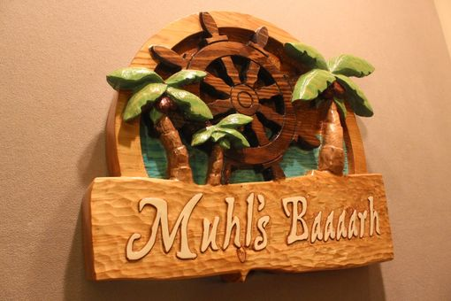 Custom Made Custom Wood Signs | Carved Wooden Signs | Home Signs | Cabin Signs | Cottage Signs