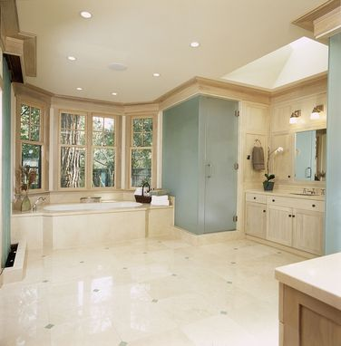 Custom Made Master Bath