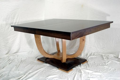 Custom Made Ruhlmann Inspired Dining Table