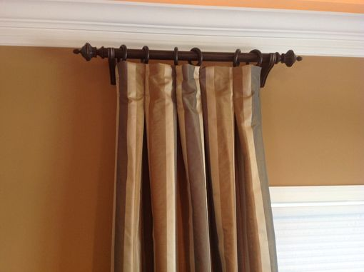 Custom Made Custom Drapery Panels