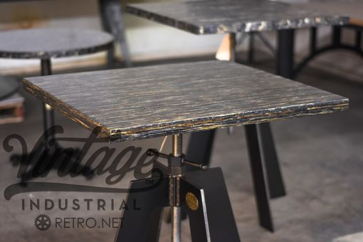 Custom Made Smith Commons Cafe Table