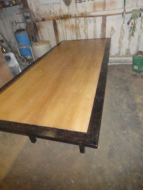 Custom Made Custom Cherry Dining Table