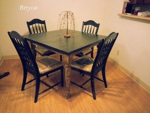 Custom Made Farm House Table