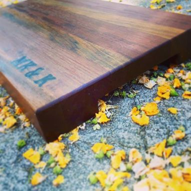 Custom Made Ipe Wood Cutting Board