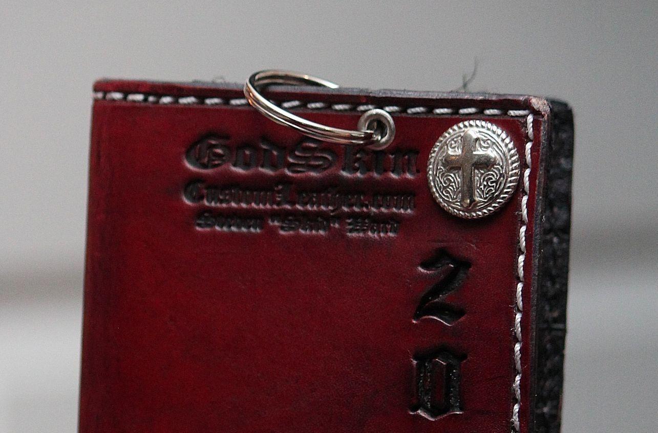 ff74c41fdd940 Handmade The Best Basic Custom Biker Chain Wallet by GodSkin Custom ...