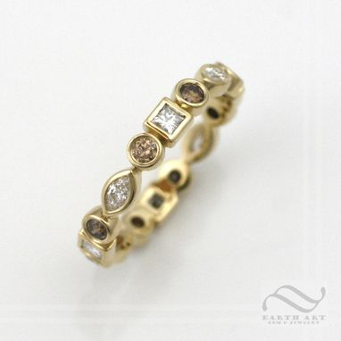 Custom Made Simply Diamonds And Gold