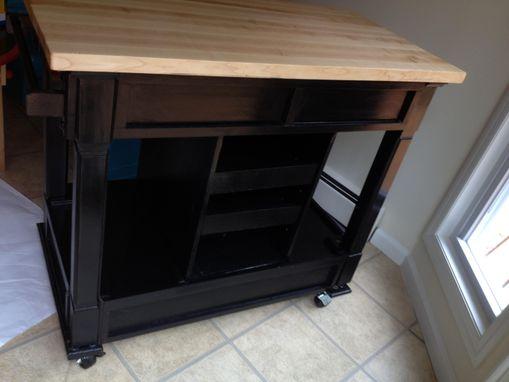 Portable Kitchen Workstation