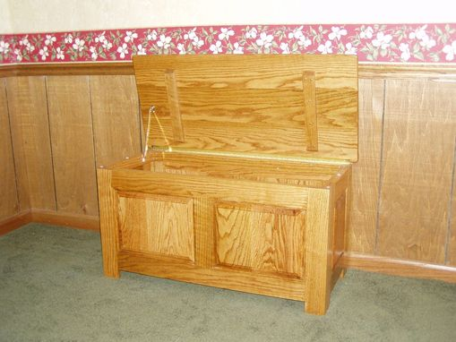 Custom Made Wooden Benches