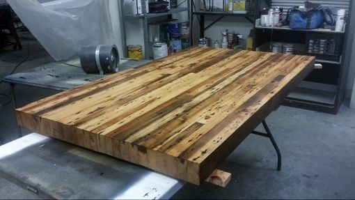 Custom Made Reclaimed 3