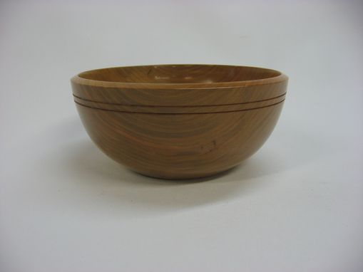 Custom Made 7 1/2 Cherry Bowl