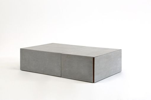 Custom Made Rare Stone Coffee Table Made In Italy