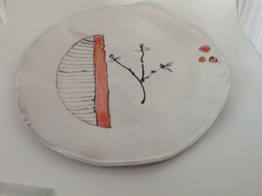 Custom Made Branch Platter