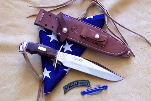 Custom Made Dan-D Custom Knives