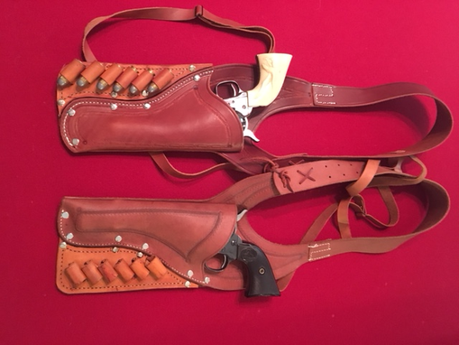 Custom Made Custom Sheaths And Holsters