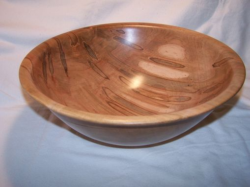 Custom Made Ambrosia Maple Bowl