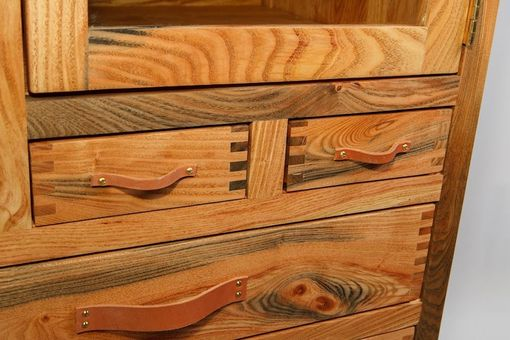 Custom Made Honeylocust Gentleman's Chest