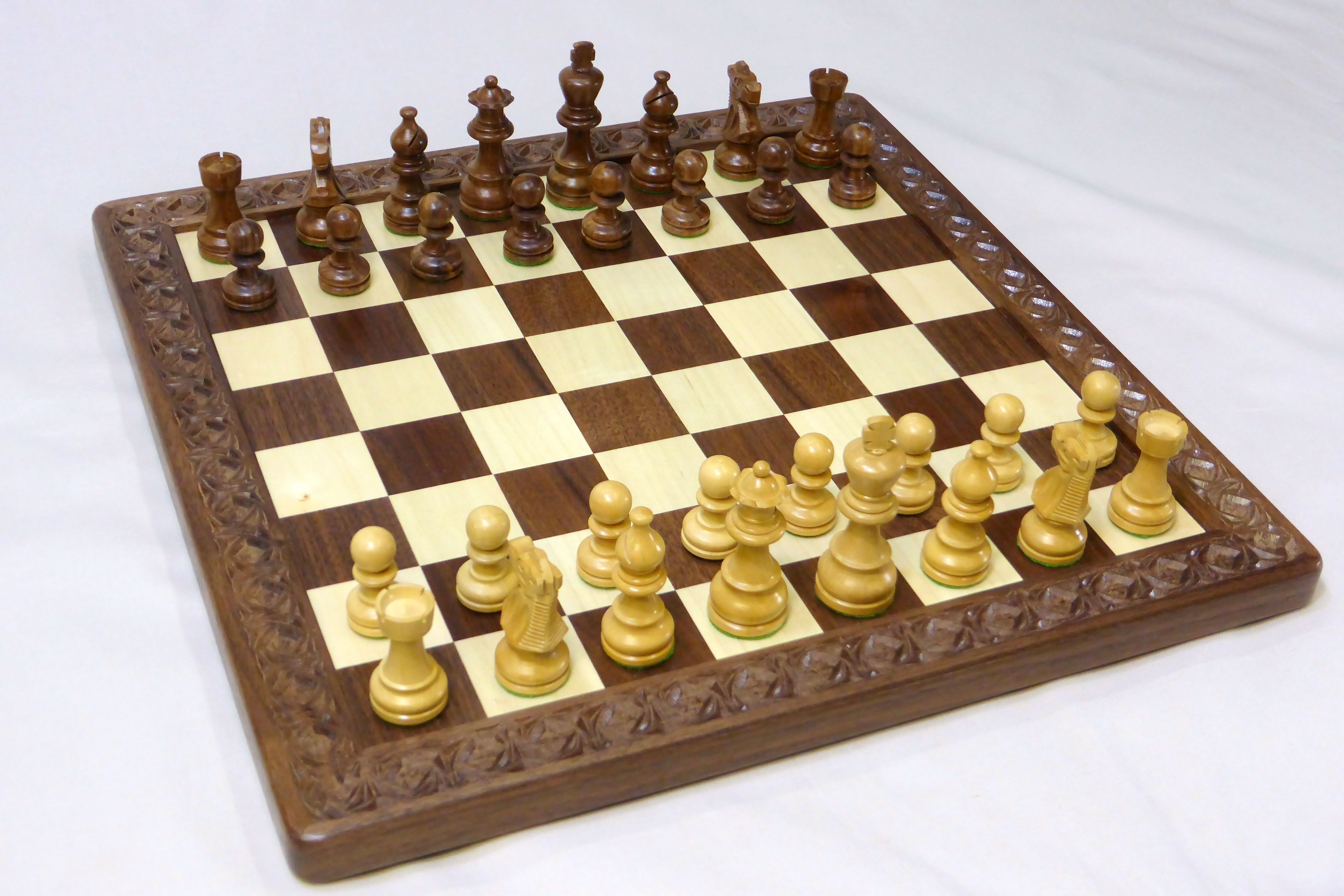 Wooden Chess Sets For Sale 100 Wooden Chess Sets For Sale