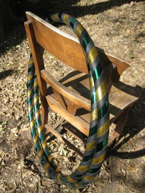 Custom Made Loki Themed Collapsible Weighted Travel Hula Hoop - The Avengers