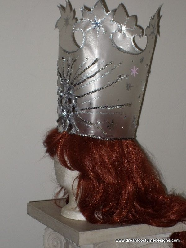 hand made glinda wizard of oz adult costume good witch by