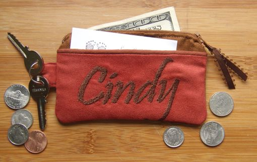 Custom Made Personalize Ladies Fashion Coin Purse