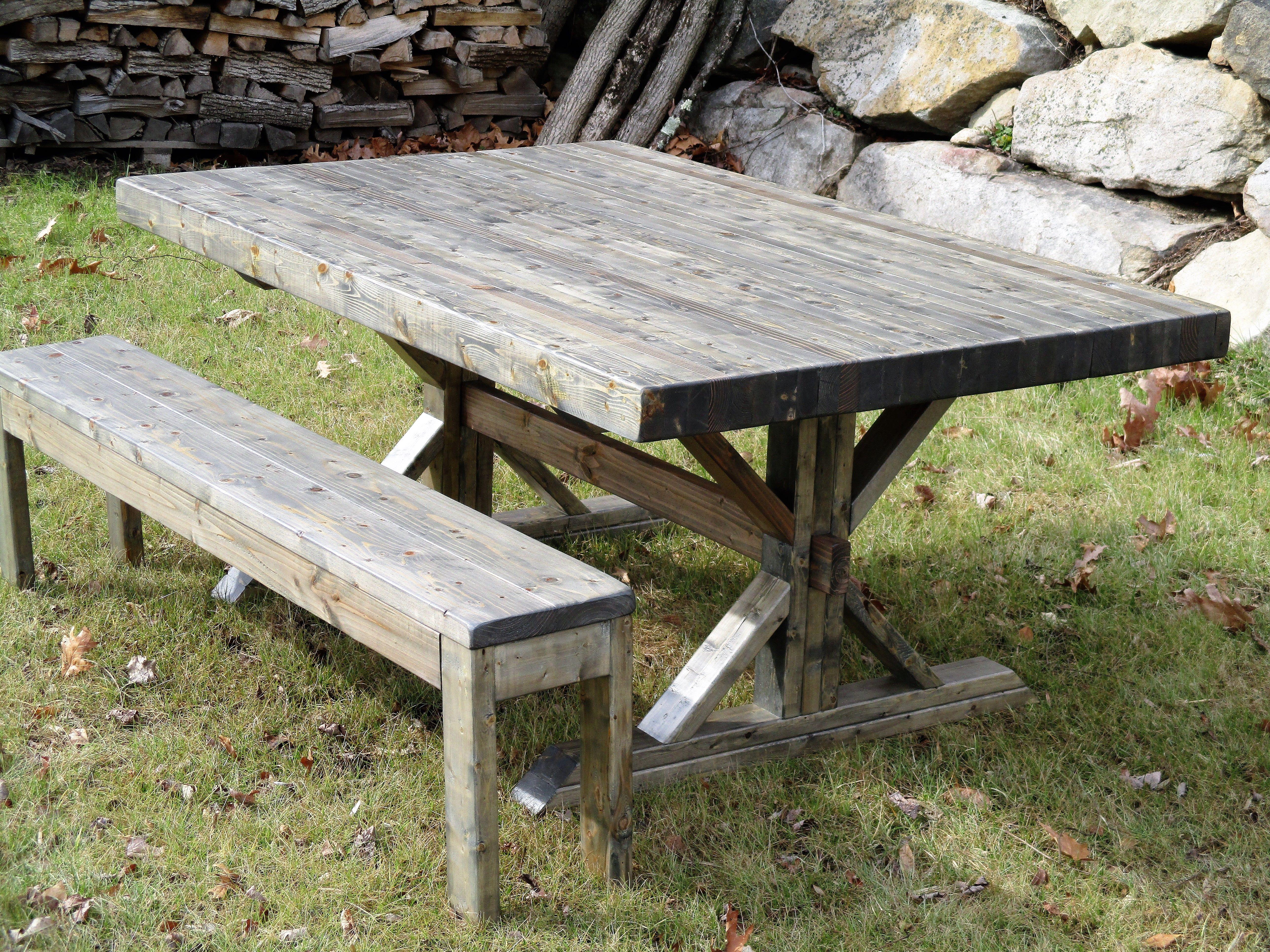 Custom Rustic Farmhouse Industrial Conference Tables And Desks By - Farmhouse conference table