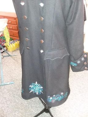 Custom Made Elegant Winter Coat