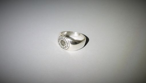 "Custom Made ""The Grace"" Signet Ring, Terry Goodkind, Sword Of Truth, Grace"