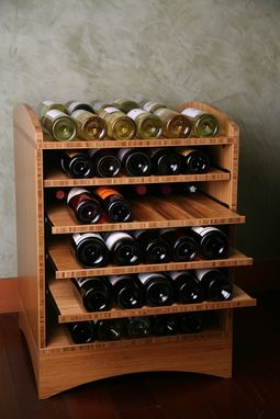 Custom Made Wine-Cube The Ultimate Modular Wine Storage System