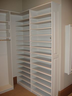 Custom Made Custom Closet - Rubio
