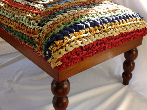 Custom Made Autumn 2012 Bench
