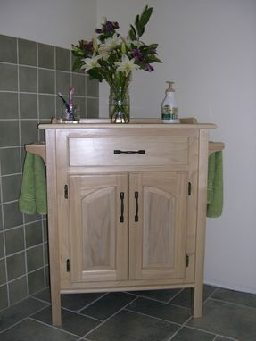 Custom Made Wash Stand