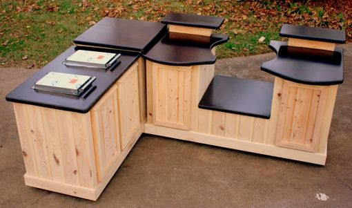 Custom Made Mobile Deck Kitchen