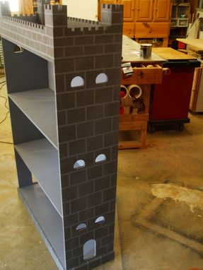 Custom Made Childs Bookcase
